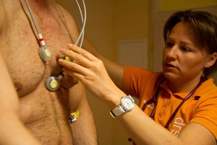 Praxis für Innere und Allgemeinmedizin Dr. med. Dipl.-Sportl. Ulfert Schröder - Präventivmedizin